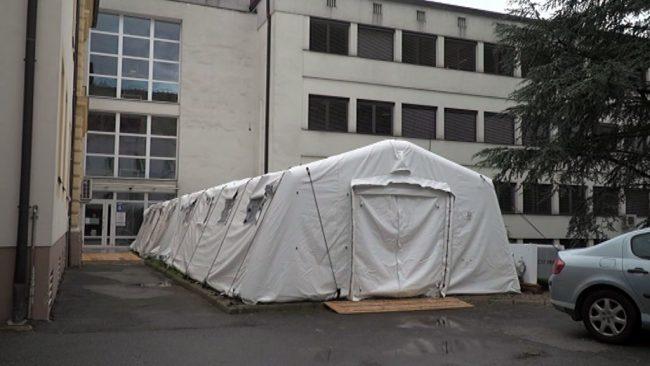 V ptujski bolnišnici pripravljeni na COVID 19