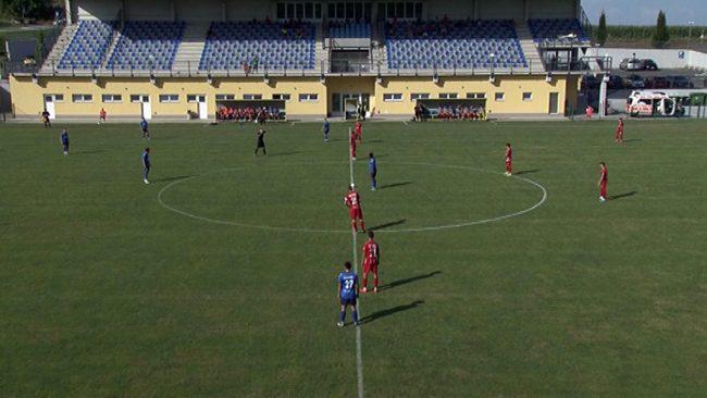 Poraz nogometašev Drave proti Fužinarju