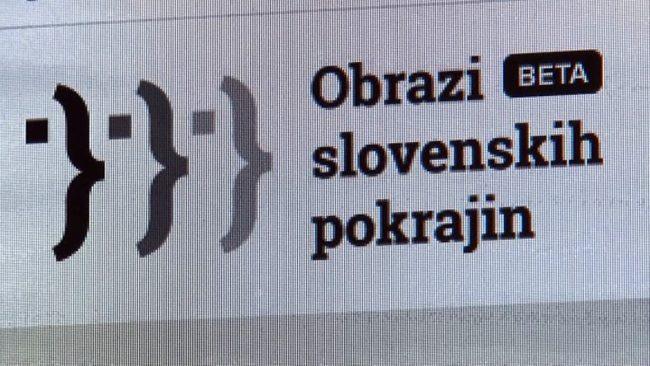 Portal Obrazi slovenskih pokrajin