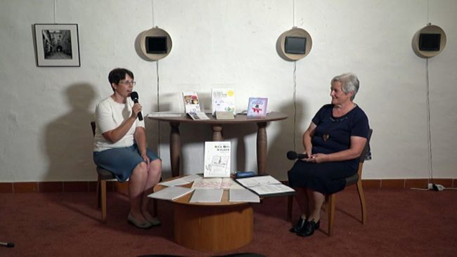 Domoznanski večer v knjižnici z Marijo Kolednik Črnila