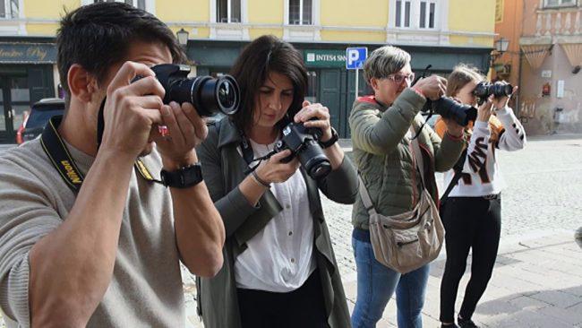 Tečaj fotografije s Stanislavom Zebcem Stančom