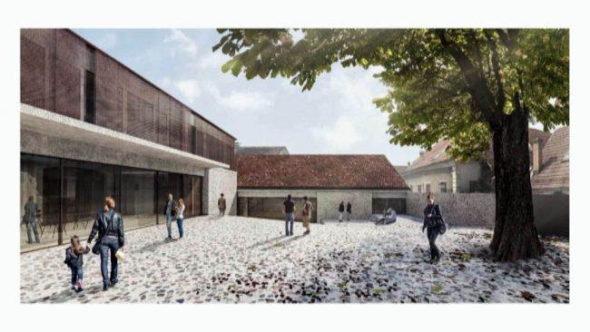 Predstavitev prenove Stare steklarske delavnice na Ptuju