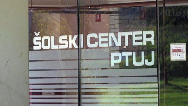 Prvi šolski dan v Šolskem centru Ptuj