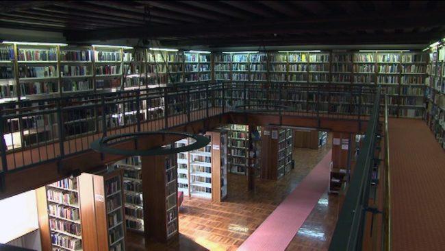 Pred dvajsetimi leti so odprli novo ptujski knjižnico