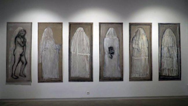Anka Krašna – razstava Retrospektiva