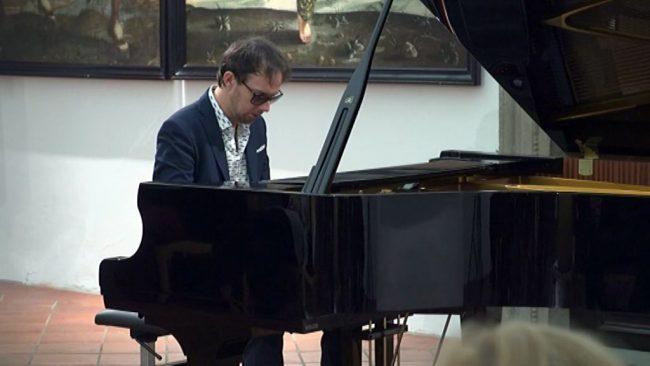 Koncert Marka Črnčeca