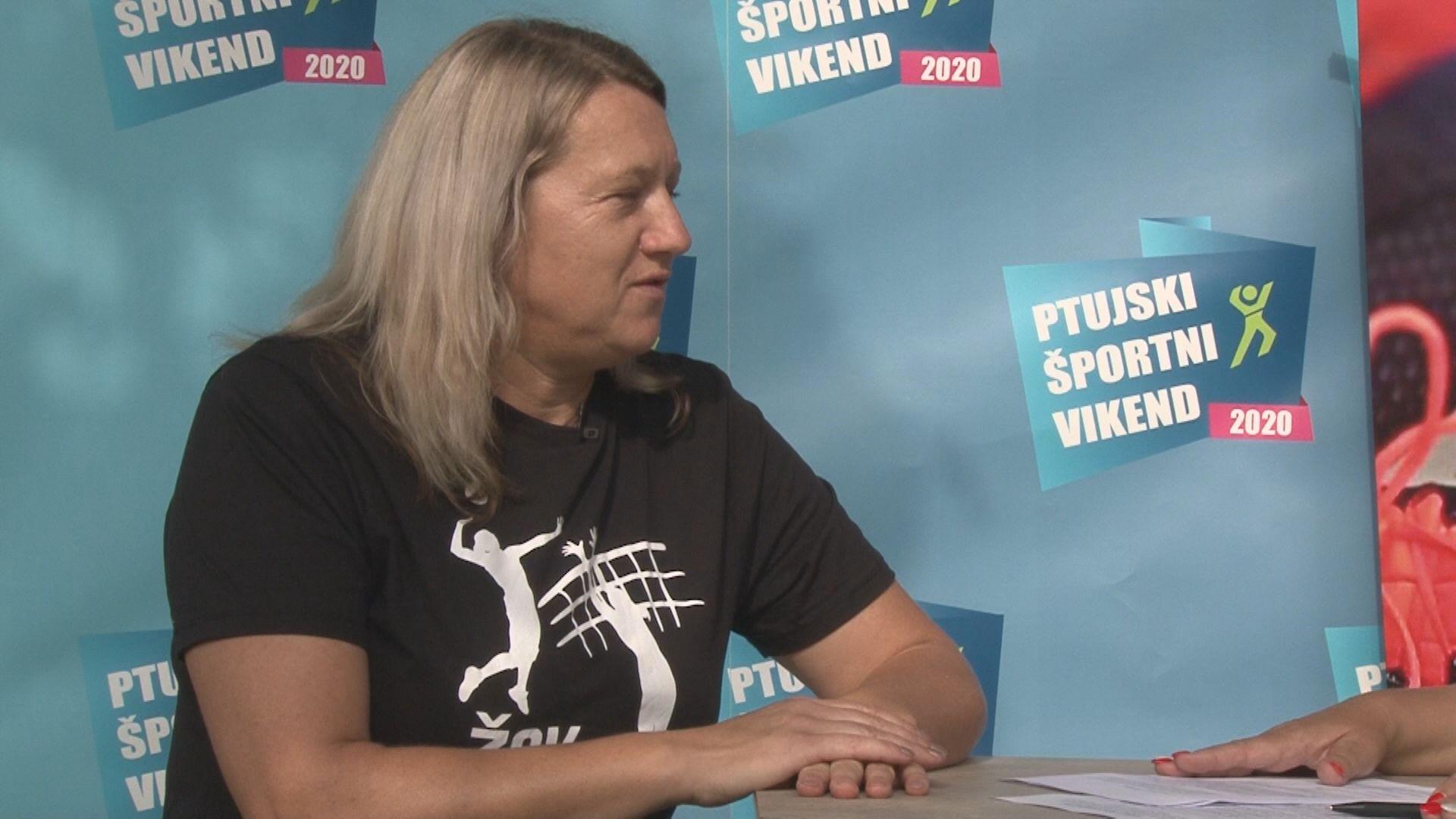 ŠPORTNI VIKEND: Ženski odbojkarski klub Ptuj