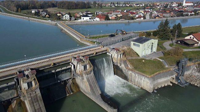 Dravske elektrarne Maribor že izpolnile plan proizvodnje električne energije