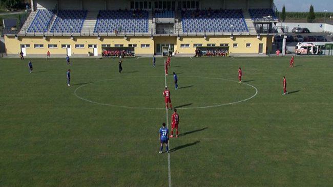 Neuspšene jesenski del tekmovanja nogometašev Drave