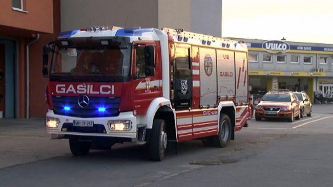 Novo gasilsko vozilo tipa GVC 16/25