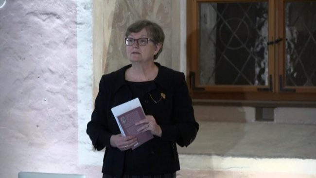 Miklošičeva nagrada dr. Marjeti Ciglenečki