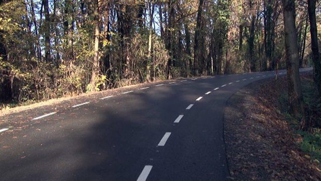 Zaključena obnovitvena dela na cesti Mestni vrh – Grajenščak