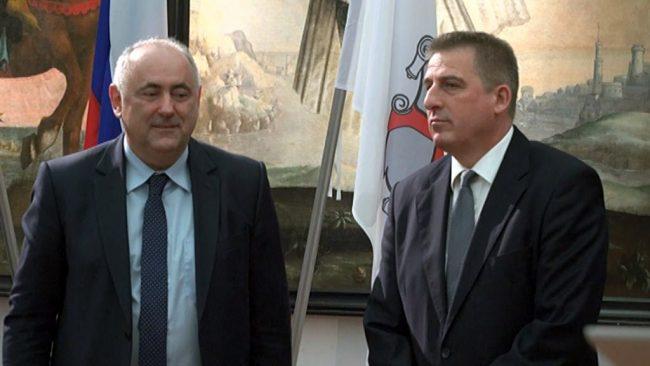 Volitve za predsednika in podpredsednike Nogometne zveze Slovenije