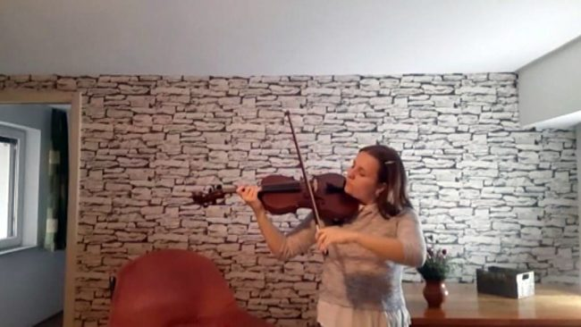 Poseben poklon Beethovnovi glasbi