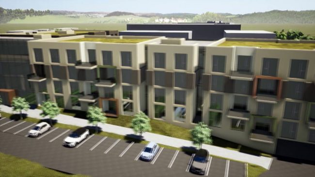 Gradbeno dovoljenje za gradnjo novega doma za upokojence v Žabjaku