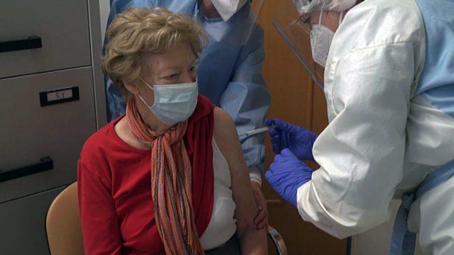 Cepljenje proti COVID-u 19