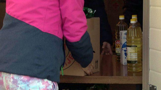 Območno združenje Rdečega križa Ptuj lani razdelilo skupno 17188 prehranskih paketov
