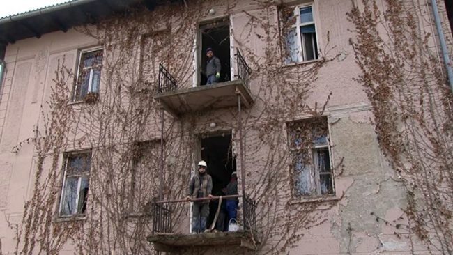 Prenova stavbe za podjetje Intera