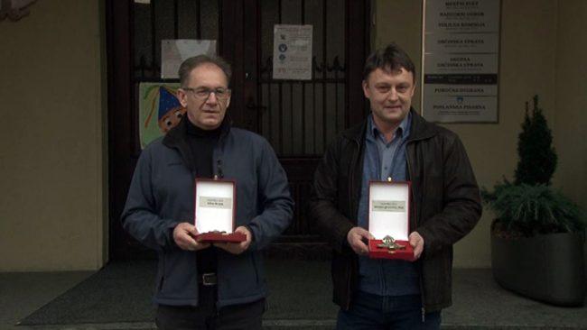 Oljenki za Albina Bezjaka in Mestno gledališče Ptuj