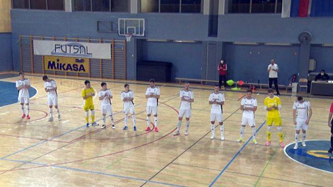 Dvanajsta zmaga Futsal cluba Hiša daril Ptuj