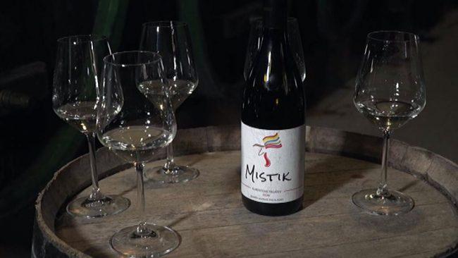 Kurentovo vino Mistik