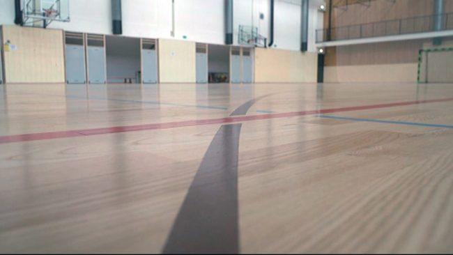 Prenovljena Športna dvorana Center