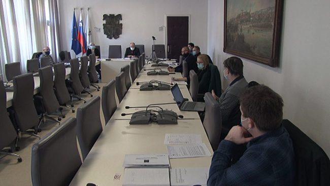 22. redna seja SPVCP Mestne občine Ptuj