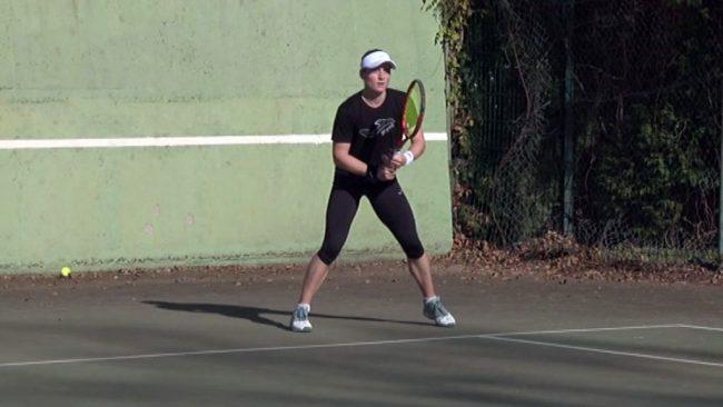 Tamara Zidanšek izpadla v prvem krogu v Melbournu