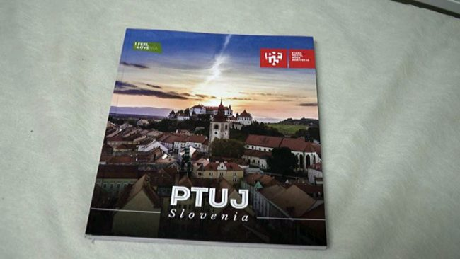 Nov turistično promocijski katalog Ptuja
