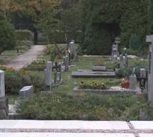 Preureditev mestnega pokopališča v Spominski park