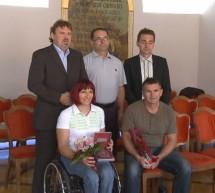 Župan sprejel Tatjano Majcen Ljubič