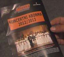 Pričel se je koncertni abonma Arsana 2012/2013