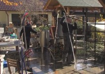 Razkuževanje vlažnih prostorov po poplavah