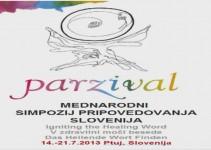 O Mednarodnem simpoziju pripovedovanja Parzival