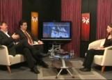 Pogovor s predsednikom DS in županom MOP