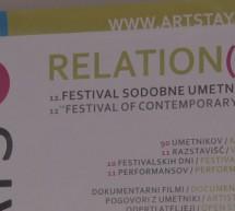 12. Festival sodobne umetnosti ART STAYS