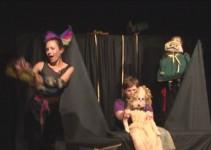Plod ustvarjalnih lutkovnih delavnic predstava Ah, te princese – oh, ti princi
