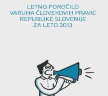 Uporabnikom bolj pregledne informacije v Letnem poročilu Varuhinje človekovih pravic