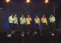 Poletni a cappella večer vokalne skupine Melos