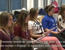 Projekt DSD šol jugovzhodne Evrope na gimnaziji Ptuj