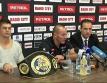 Reportaža: Dejan Zavec vs. Ferenc Hafner