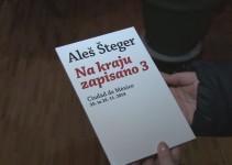 Na kraju zapisano – Mehika preko peresa Aleša Štegra