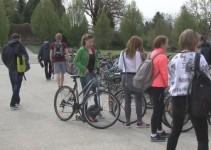 Ptujske gimnazijce obiskali dijaki iz Norveške