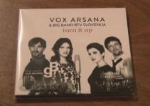 1. studijski album Vox Arsane Turn it up