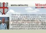 Minuta za Mestni svet Mestne občine Ptuj: Slavko Kolar