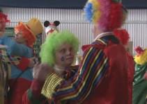 Zaplesale vesele maškare iz invalidskih organizacij