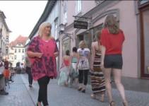 Modna revija v Murkovi ulici – Bodi drugačen