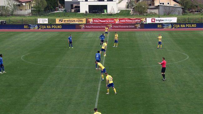 Nogometaši Drave so pustili dober vtis na tekmi proti Kopru