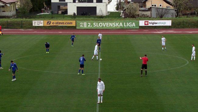 Poraz nogometašev Drave proti Nafti