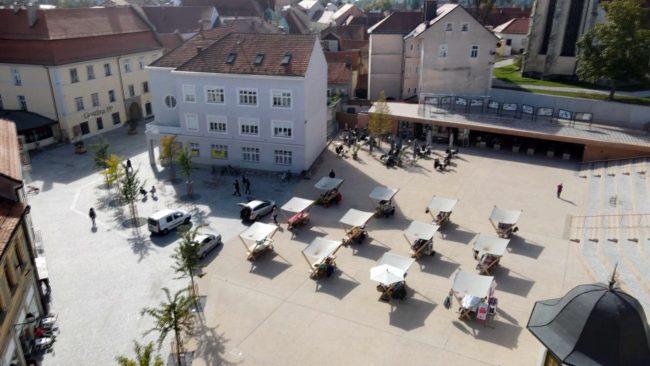 Nadzorni odbor MO Ptuj ni odkril nepravilnosti pri obnovi tržnice